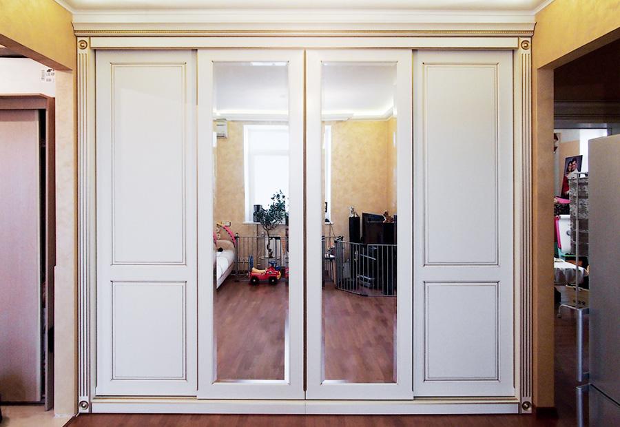 Двери шкаф купе дизайн мдф